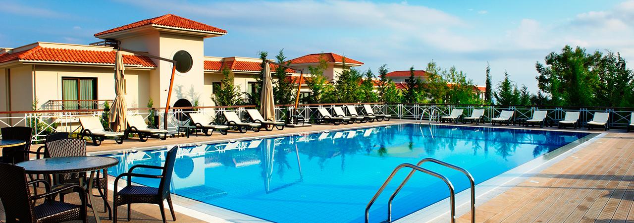 Bilyana Golf - Korineum Golf & Beach Resort