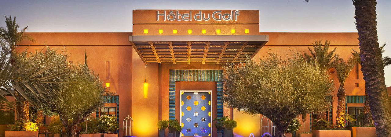 Bilyana Golf-Hotel Du Golf Rotana