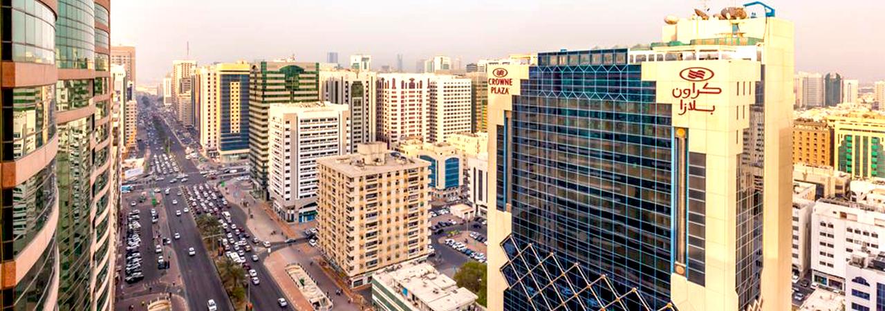 Bilyana Golf - Crowne Plaza Abu Dhabi Yas Island
