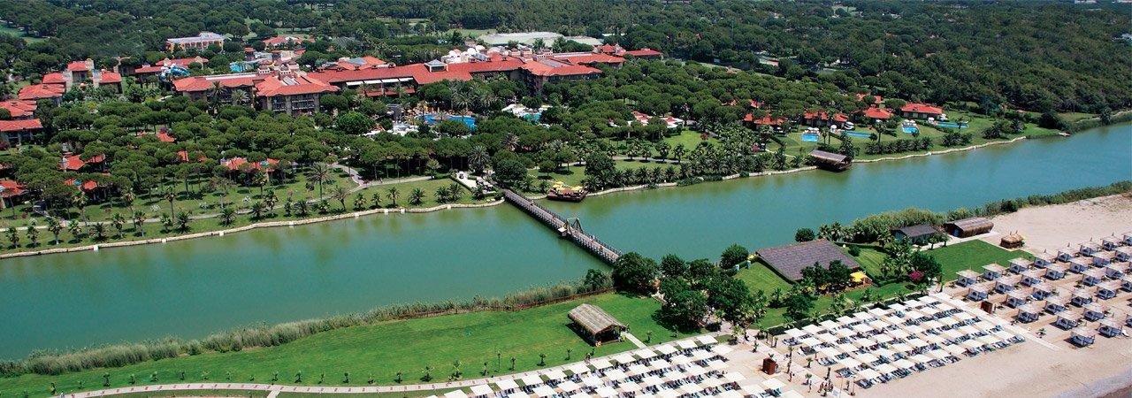 Bilyana Golf-Gloria Golf Resort