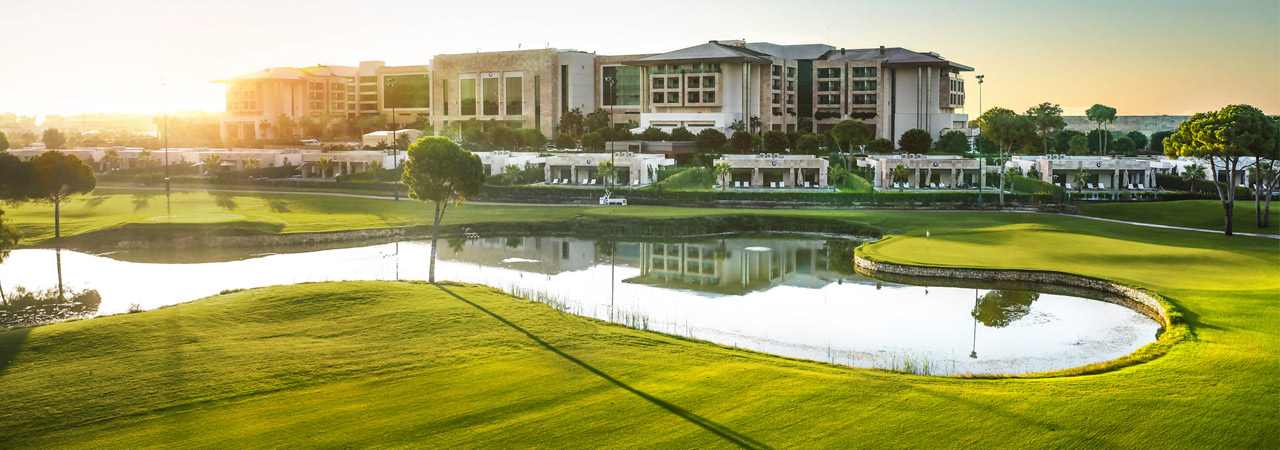 Bilyana Golf-Regnum Carya