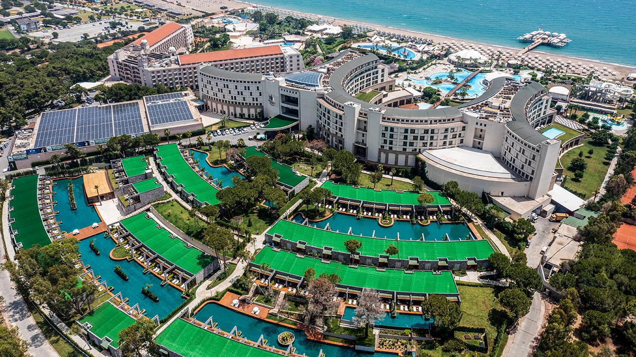 Bilyana Golf-Kaya Palazzo Golf Resort