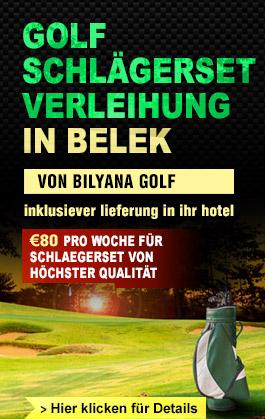 Bilyana Golf Specialist-Free Vip Transfer